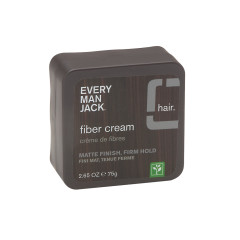 EVERY MAN JACK FRAGRANCE FREE FIBER CREAM 2.65 OZ TUB