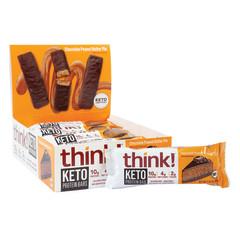 THINK! - KETO PROTEIN - CHOCOLATE PEANUT BUTTER PIE - 1.41OZ