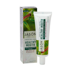 JASON HEALTHY MOUTH TOOTHPASTE 4.2 OZ TUBE