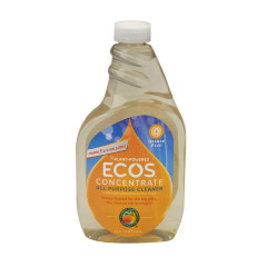 EARTH FRIENDLY - ORANGE PLS SURFACE CLEANER - 22OZ