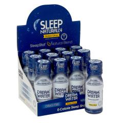DREAM WATER NIGHT TEA NIGHT SHOT 2.5 OZ