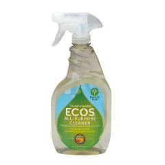 EARTH FRIENDLY PARSLEY PLUS ALL SURFACE CLEANER 22 OZ SPRAY