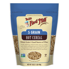 BOB'S RED 5 GRAIN HOT CEREAL 16 OZ POUCH