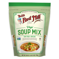 BOB'S RED MILL VEGI SOUP MIX 28 OZ POUCH
