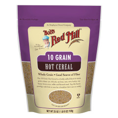 BOB'S RED MILL 10 GRAIN HOT CEREAL 25 OZ POUCH