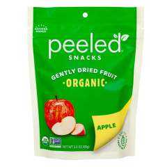 PEELED SNACKS ORGANIC POUCH APPLE 2 THE CORE 2.8OZ