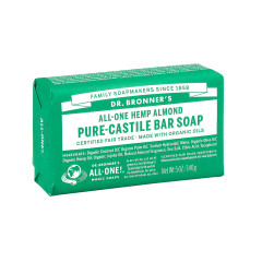 DR. BRONNER'S ALMOND MAGIC BAR SOAP 5 OZ