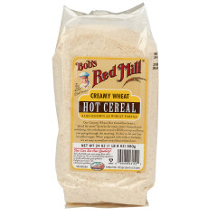 BOB'S RED MILL CREAMY WHEAT HOT CEREAL 24 OZ BAG