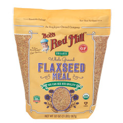BOB'S RED MILL ORGANIC FLAXSEED MEAL 32 OZ POUCH