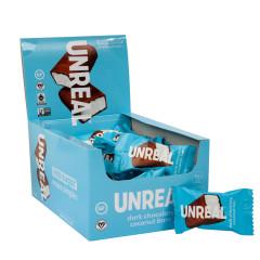 UNREAL - DARK CHOCOLATE COCONUT BARS - .53OZ
