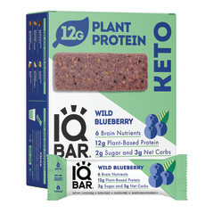 IQ BAR BLUEBERRY 1.6 OZ