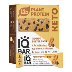 IQ BAR PEANUT BUTTER CHIP 1.6 OZ