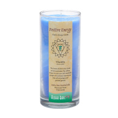 ALOHA BAY POSITIVE ENERGY CHAKRA CANDLE 11 OZ JAR