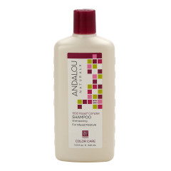 ANDALOU - 1000 ROSES COLOR CARE SHAMPOO - 11.5OZ - 6/CS