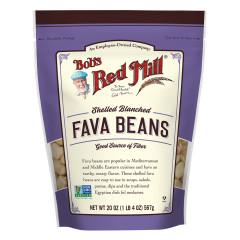 BOB'S RED - FAVA BEANS - 20OZ
