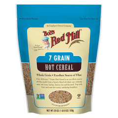 BOB'S RED 7 GRAIN HOT CEREAL 25 OZ POUCH