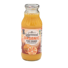LAKEWOOD ORGANIC JUICES - ORG ORANGE - 12.5OZ