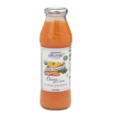LAKEWOOD ORGANIC JUICES - ORANGE CARROT - 12.5OZ