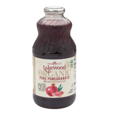 LAKEWOOD ORGANIC JUICES - ORG POMGRNT JCE - 32OZ