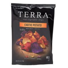 TERRA CHIPS EXOTIC POTATO BLEND 6 OZ BAG