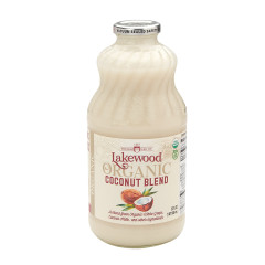 LAKEWOOD ORGANIC JUICES - ORG COCONT BLEND - 32OZ