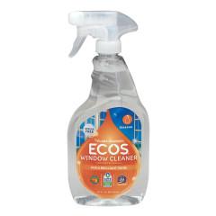 ECOS WINDOW CLEANER VINEGAR 22 OZ SPRAY BOTTLE