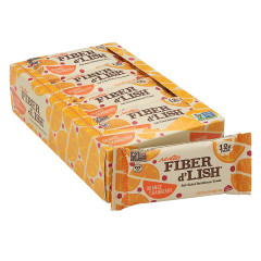 NUGO FIBER D'LISH ORANGE CRANBERR BAR 1.6 OZ