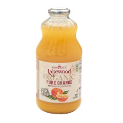 LAKEWOOD ORGANIC JUICES - ORANGE JUICE - 32OZ