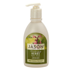 JASON HERBAL SATIN BODY WASH 30 OZ BOTTLE