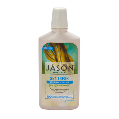 JASON SEA FRESH MOUTHWASH 16 OZ BOTTLE