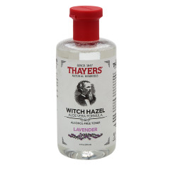 THAYER'S ALCOHOL FREE LAVENDER WITCH HAZEL WITH ALOE 12 OZ BOTTLE
