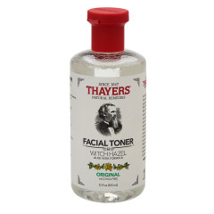 THAYER'S - ALCHL FREE ORGNL WCHHZL WITH ALOE - 12OZ