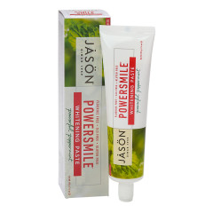JASON POWER SMILE TOOTHPASTE 6 OZ TUBE