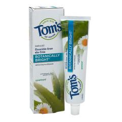 TOM'S - TOOTHPASTE - SPRMNT - SLS FREE WHTG - 4.7OZ