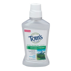 TOM'S - MOUTHWAH - COOL MTN MINT LONG - LASTG - 16OZ