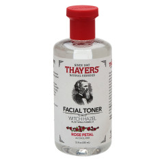 THAYER'S - ALCHLFREE ROSPTL WCHZL WITH ALOE - 12OZ