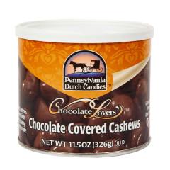 PDC - CHOCOLATE CASHEWS - MILK - CAN - 11.5OZ