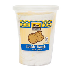 PDC COOKIE DOUGH COTTON CANDY TUB