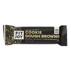 FITJOY - PROTEIN BAR - COOKIE DOUGH BROWNIE