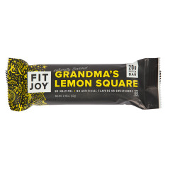 FITJOY - PROTEIN BAR - LEMON