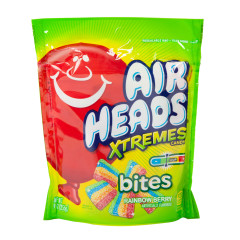 AIRHEADS - EXTREME BITES - POUCH - 9OZ