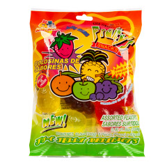 FRUITY'S JU-C JELLY 1.41 OZ PEG BAG
