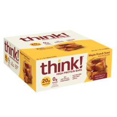 THINK! MAPLE FRENCH TOAST PROTEIN BAR 2.1 OZ