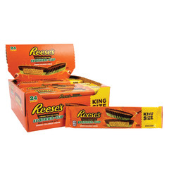 REESE'S - PEANUT BUTTER FRANKEN CUPS - KING SIZE - 2.4OZ