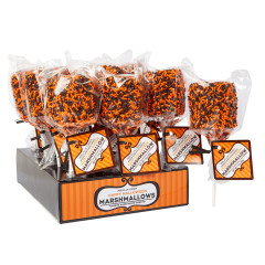 GIANT HALLOWEEN MARSHMALLOW POP 1.5 OZ