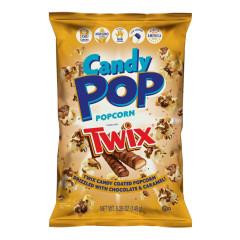 CANDY POP TWIX POPCORN 5.25 OZ BAG