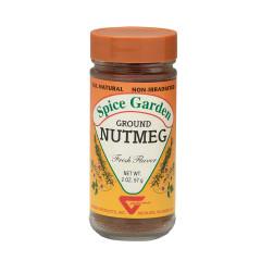 SPICE GARDEN NATURAL - NUTMEG GROUND - 2OZ