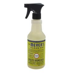 MRS. MEYER'S LEMON VERBENA MULTI SURFACE EVERY DAY CLEANER 16 OZ SPRAY