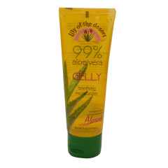 LILY OF THE DESERT ALOE VERA GELLY 4 OZ TUBE