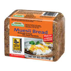 MESTEMACHER MUESLI BREAD 10.5 OZ